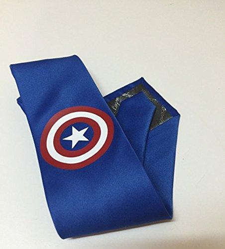 Captain America Necktie