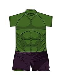 boys hulk Swimsuit Surf Suit Swimming Costume Childrens Swimwear Age 1-10 Years