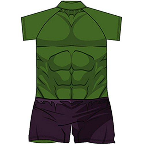 As Available Toddler Swimsuit Style Hulk Size 3-4