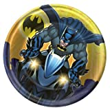 Batman The Dark Knight Dessert Plates, 8ct