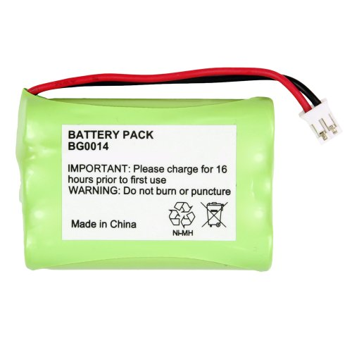 Fenzer Rechargeable Baby Monitor Battery for Graco iMonitor 2795DIG1 2791DIG1 TMK NI-MM