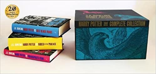 Harry potter adult edition books