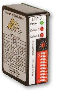 Diablo Controls DSP- 50 Plug-in Vehicle Loop Detector