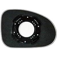 Ergon Espejo Lateral para Daewoo Matiz Desde 1998 hasta 2011 año Izquierda Flet Vidrio de Lata de Cromo no calentado 12 V