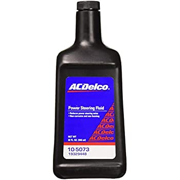 Amazon Com Acdelco 19329450 Power Steering Fluid 16 Oz