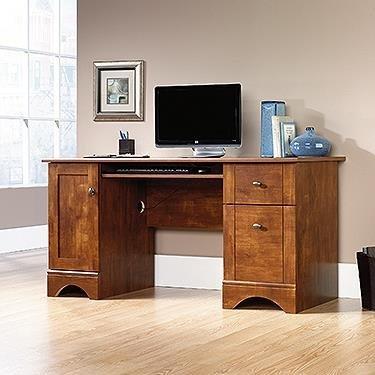 Sauder 402375 Computer Desk, L: 59.45' x W:...