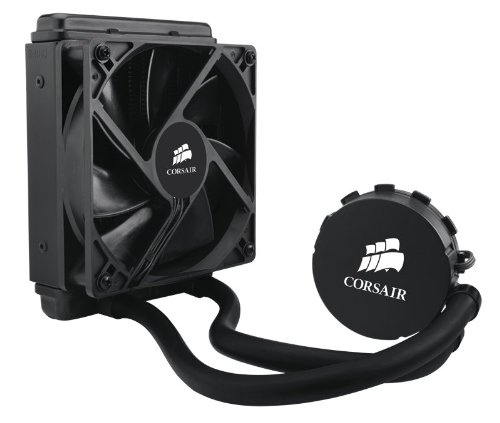 Corsair CW-9060010-WW Hydro Series H55 Quiet Edition Liquid CPU Cooler