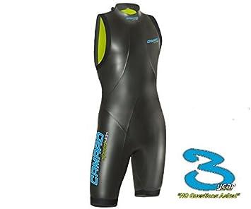 Camaro Hombre Speed Nadar Shorty Triatlón Traje Neopreno - S ...