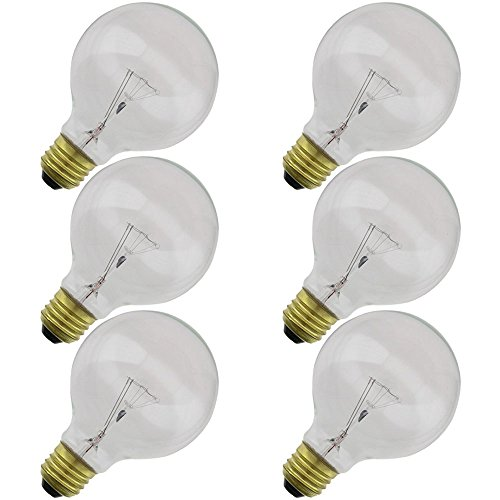 Sylvania 14149 60G25/Dl/Rp-120V Glb Lamp - Package Qty 6