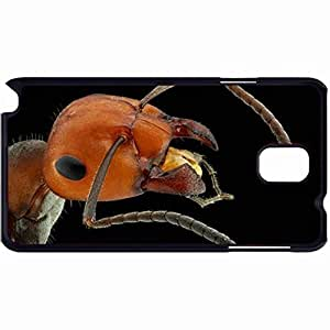 New Style Customized Back Cover Case For Samsung Galaxy Note 3 Hardshell Case, Back Cover Design Ant Personalized Unique Case For Samsung Note 3