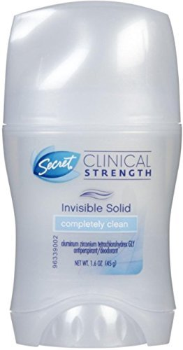 Secret Clinical Strength Invisible Solid Women's Antiperspir