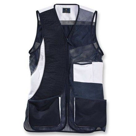 Beretta Men's Uniform Pro Shooting Vest, Blue, X-Large
