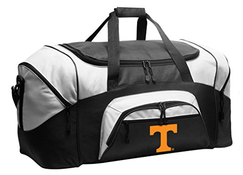 Large Tennessee Vols Duffel Bag University of Tennessee Suitcase or Gym Bag for Men Or Her