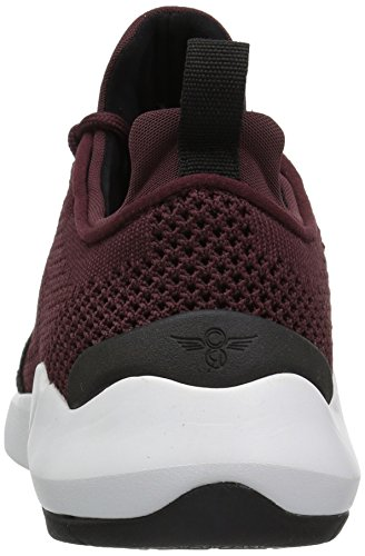 0008 Recreation Femme Rouge Burgundy Ceroni Sneakers Creative Dark 7PwxETIwqW