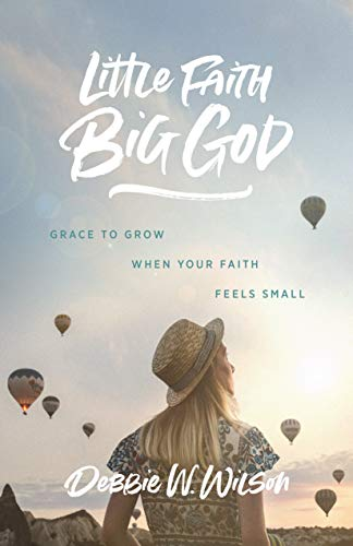 Little Faith, Big God: Grace to Grow When Your Faith Feels Small by [Wilson, Debbie]