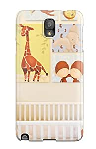 Green Lantern Phone Case's Shop Hot Snap-on Jungle-themed Nursery Animal Artwork Hard Cover Case/ Protective Case For Galaxy Note 3 9081637K27134753