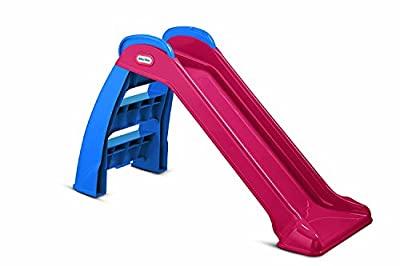 Little Tikes QgOSCf First Slide, Red/Blue, 3 Units