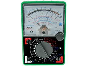 Velleman AVM360 Analog Multimeter