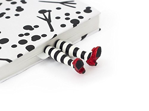 [-20% Winter Sale! ]Wicked witch bookmark. MyBookmark. Ideal Gift For Bookworm and Book Lover. Truly Handmade and Crafted With Love. from MyBookmark