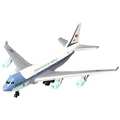Daron Worldwide Trading RT5734 Air Force One Single Plane