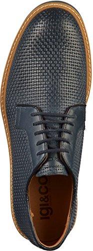 Uomo Marino Blu Blu Scarpe Classiche amp;CO IGI 1105100 qw0AEC