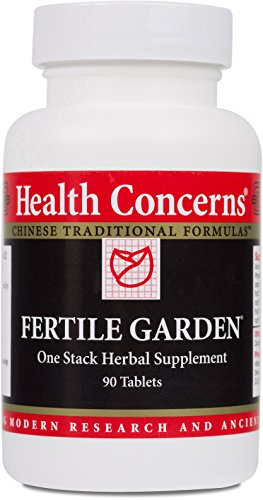 Health Concerns – Fertile Garden – One Stack Herbal Supplement – Modified Yi Guan Jian – 90 Tablets