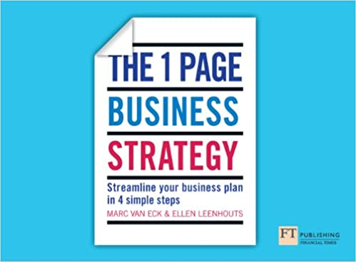 steps of a business plan