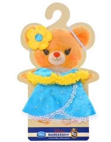 [Disney] official UniBEARsity apricot Clarice costume (Yunibeashiti clarithromycin) regular (Unibearsity Costume)