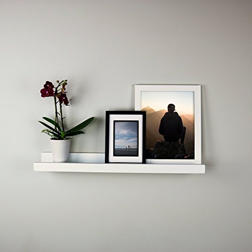 Ballucci Picture Frame Floating Wall Ledge Shelf, 23-Inch by