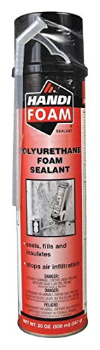 Handi-Foam P30101 - Straw Foam Sealant 20 oz. Cream Pack of 2