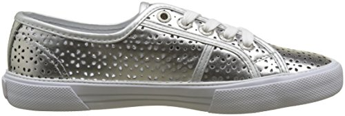 Pepe Jeans Women's Aberlady Daisy Trainers Silver (Silver 934) sale online shop exclusive for sale n4W8p3QYE