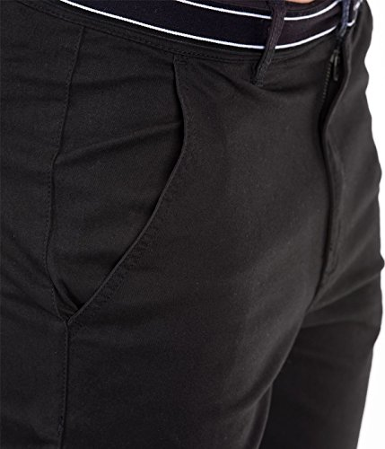 BetterStylz - Pantalón corto - para hombre negro