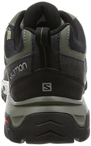 SalomonEvasion GTX - zapatillas de trekking y senderismo de media caña Hombre Gris (Grey)