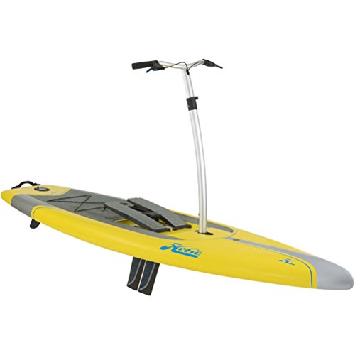 Hobie Mirage Eclipse 12' Stand Up Paddleboard 2017 - 12ft/Solar Yellow