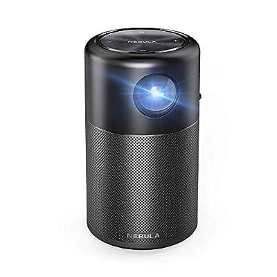 Anker Nebula Capsule Smart Portable Wi-Fi Mini Projector Pocket Cinema