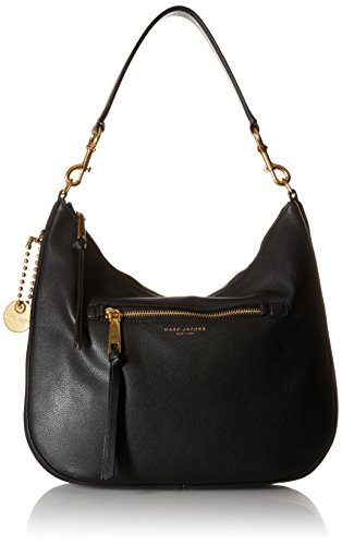 Marc Jacobs Recruit Hobo, Black ()