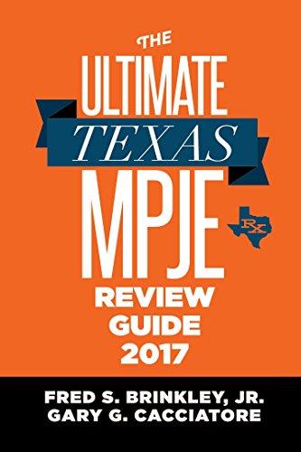 The Ultimate Texas MPJE Review Guide 2017 (Best Mpje Study Guide)