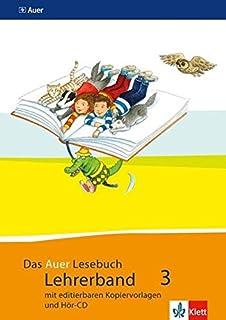 Das Auer Lesebuch 3 Ausgabe Bayern Schülerbuch Klasse 3 Das Auer