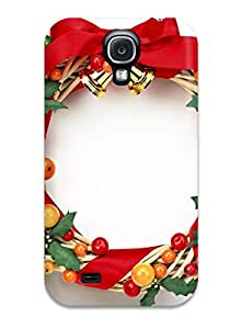 Tpu Case Cover Compatible For Galaxy S4/ Hot Case/ Holiday Christmas