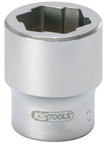 KS Tools 913.3829 3/8' Rescue-Stecknuss, 18 mm KS-Tools Werkzeuge-Maschine 4042146382301