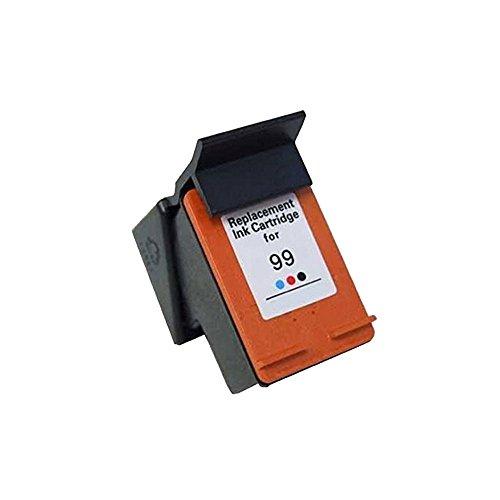 99 C9369wn Photo Cartridges - Lic-Store Remanufactured Replacement for HP 99 C9369WN Photo Color Ink Cartridge for DesignJet 5940, DeskJet 460, 5420, 6840, D4155, OfficeJet 100, 6210, K7100, PSC 1507, 1610, PhotoSmart 2575, C3150,