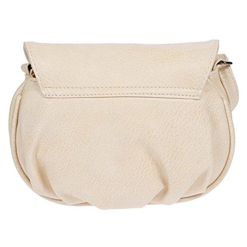 hombro Bolso Helltaupe material New sintético para de al mujer Bags p7BwqZ