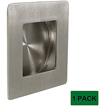 silver 304 stainless steel flush recessed cabinet closet 1 57 od