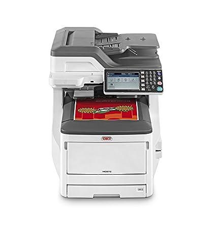 Oki C873DN - Impresora Multifunción Láser Color A3: Oki: Amazon.es ...