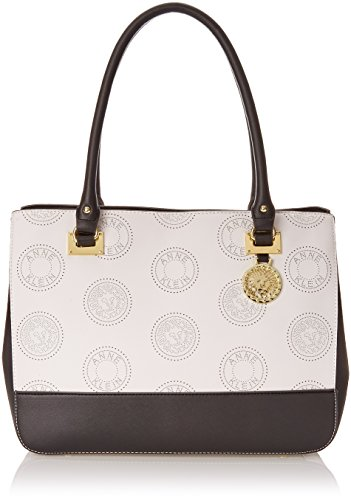 2fcca3cdd Anne Klein New Recruits Perforated Satchel Shoulder Bag - Import It All