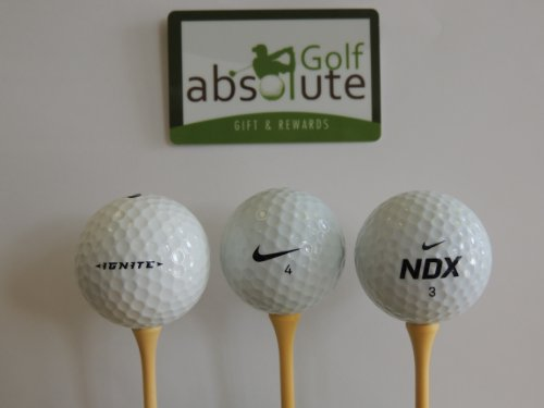 Nike 60 AAA Mix Used Golf Balls