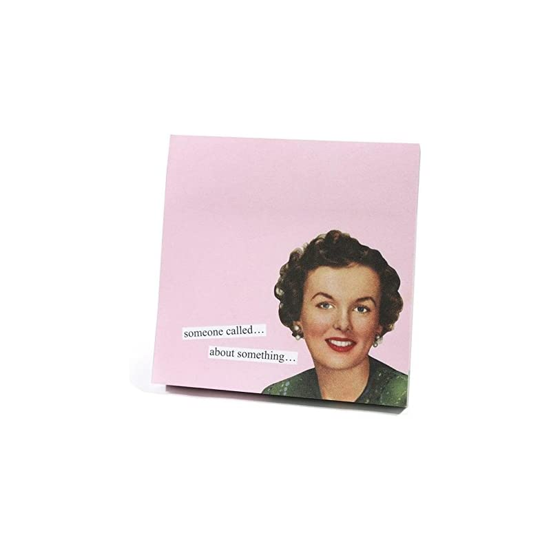 Anne Taintor Sticky Note Booklet - Someo