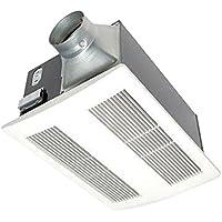 Panasonic FV-11VH2 Heater/Fan 0.25 Amp 110 CFM WhisperWarm™