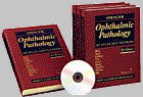 Ophthalmic Pathology: An Atlas and Textbook (4-Volume Set)