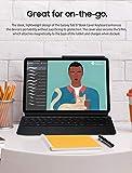 SAMSUNG Galaxy Tab S7+ and S7 Keyboard, Black